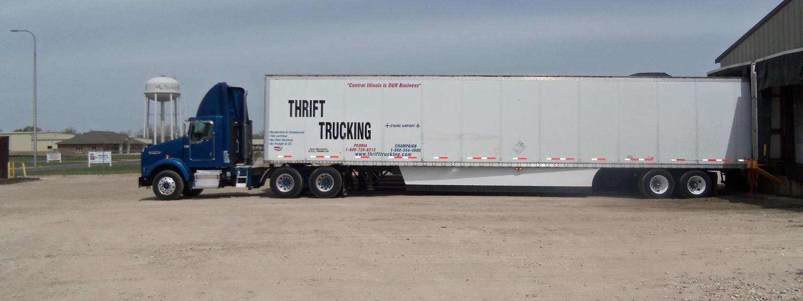 Thrift Trucking -